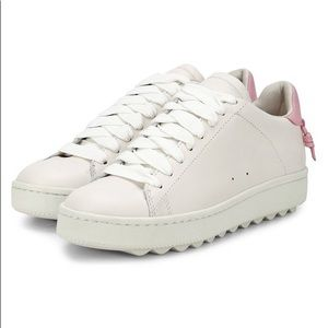 Coach 101 low profile sneakers size 7.5 NWT